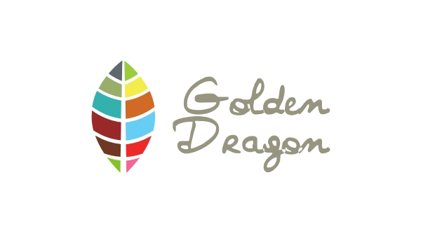 Логотип компании «GoldenDragon»